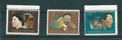 United States American Artists Issue Stamps 1973