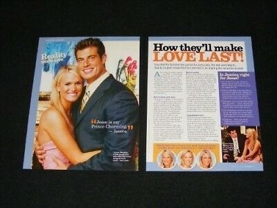 THE BACHELOR magazine clippings lot