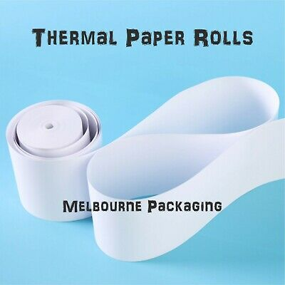 Cash Register Receipt Rolls 57x36mm Thermal Paper EFTPOS Paper 57mm x 36mm