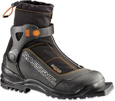 NEW ROSSIGNOL BC X6 75mm Back Country NNN XC Cross Country SKI BOOTS - 39/40/43