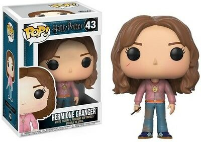 Harry Potter S4 - Hermione W/ Time Turner - Funko Pop! Movies: (2017, Toy NEUF)