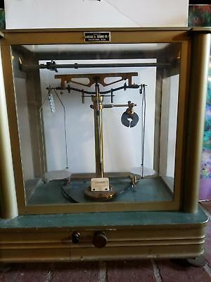 Seederer-Kohbusch Antique Analyticial Scale