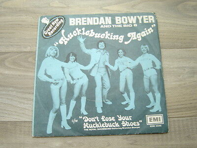 rocknroll 7 45 beat irish rock THE ROYAL SHOWBAND pop 60s BRENDAN BOWYER big 8
