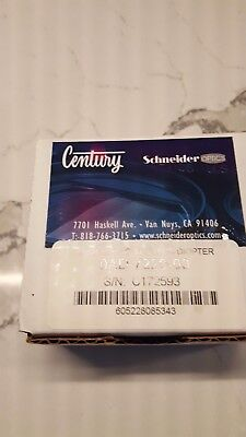 Century Optics +2 Achromatic Diopter Screw-in Close Up Lens for 72mm #0AD722000