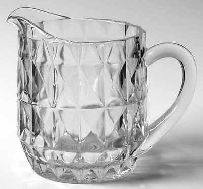 Jeannette Glass WINDSOR CLEAR 16 Oz Pitcher 1784696