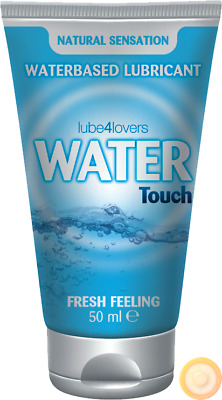 lubrificante ad acqua Lube4Lovers Water Touch
