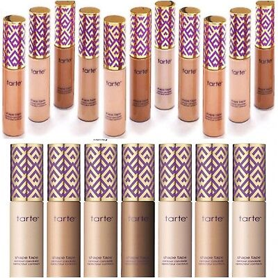 Tarte Shape Tape Contour Concealer Tarte Concealer Various Shade Face Foundation
