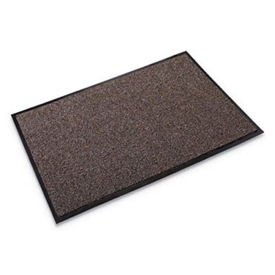 Cross-Over Wiper/Scraper Mat, Brown (CWNCS0035BR)