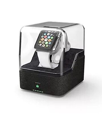 Trident TRIDENT Odyssey Valet for Apple Watch - BLACK