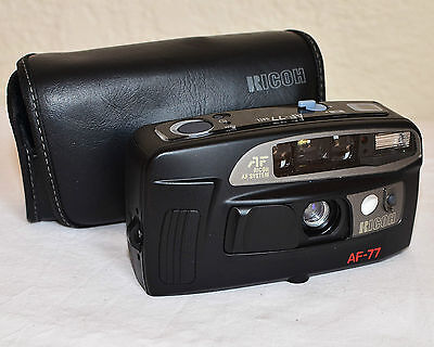 Ricoh AF-77 Date AF 35mm Compact Camera in Excellent Condition, 1786