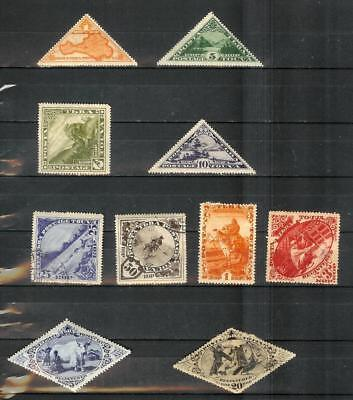 Tannu   Tuva   Touva   Old   Stamp   Selection
