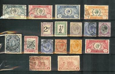 Südafrika    South   Africa   &   Transvaal     George   V   Selection