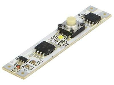 WLK-LED-SWITCH Dimmer 50x10x1mm IP20 Leads for soldering -20÷40°C