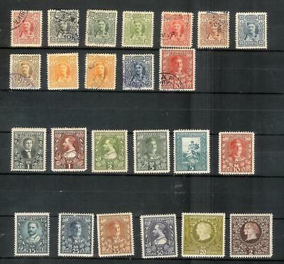 Montenegro   Old   Stamp   Selection
