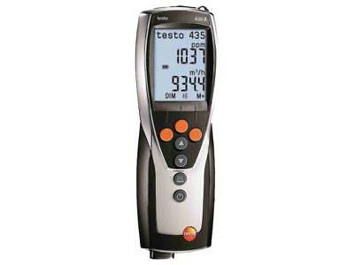 TESTO435-2 Pressure, CO2,  temperature and humidity monitor 0÷100%RH TESTO
