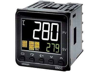E5CC-CX3A5M-000 Controller Controlled parameter temperature -10÷55°C OMRON
