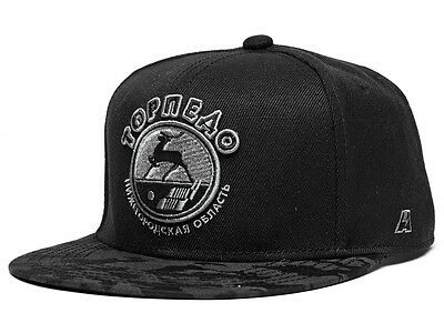 Torpedo Nizhny Novgorod snapback cap hat, KHL team, HC, Russian Ice hockey club