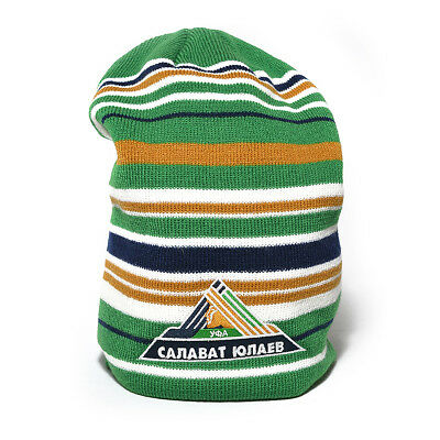Salavat Yulaev Ufa beanie hat cap, KHL team, Russian Ice hockey club, HC