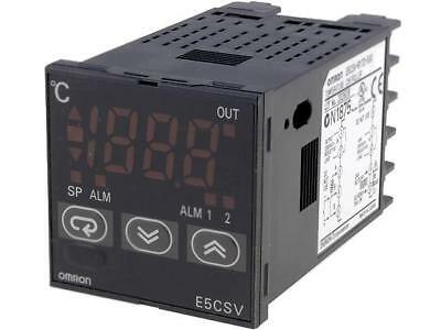 E5CSVR1TD-24VDC Controller Controlled parameter temperature 24VAC OMRON