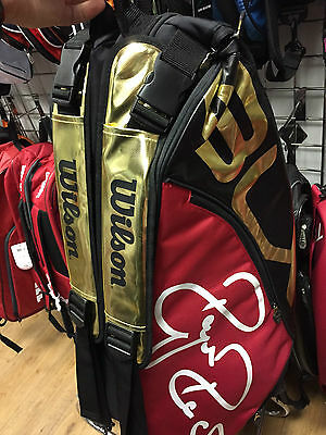 Wilson Blx Federer Super Six Bag Rare!!!