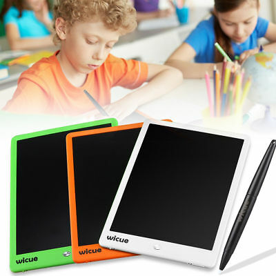 Wicue 10 inch LCD eWriter Tablet Writing Board Drawing Message Graphics Pad +Pen