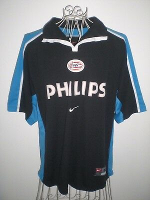 Psv Eindhoven Vintage Nike Away Football Shirt Xl - Extra Large Mens 45/47 188Cm