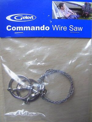 Commando - Survival - Wire Saw