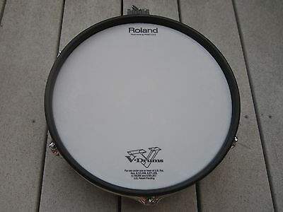 "Roland PD-125 BK 12"" Mesh Head V Drum PD125"