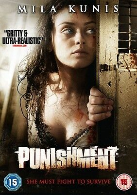 Punishment (DVD) (NEW AND SEALED)