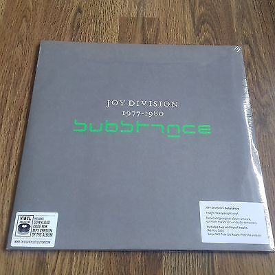 JOY DIVISION - SUBSTANCE 1977 - 1980  NEW 2 x LP SEALED
