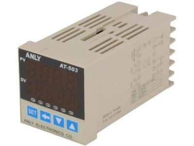 AT503-1411000 Module controller Control.param temperature OUT1 type