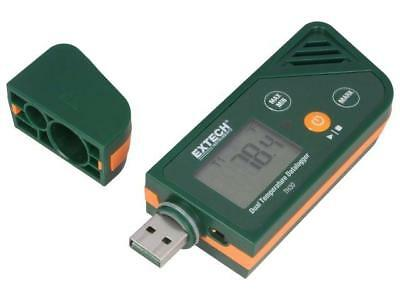 TH30 Logger temperature LCD 5 digits -30÷70°C Interface USB  EXTECH