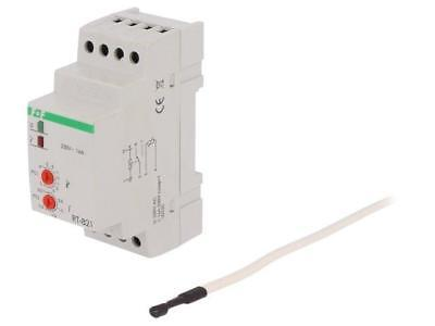 RT-821 Module controller Control.param temperature 230VAC -25÷50°C  F AND F