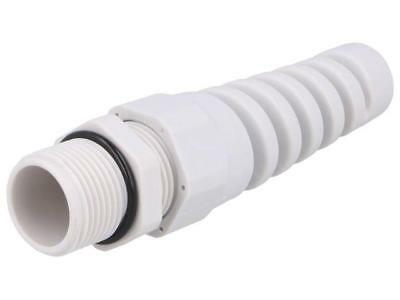 BM4920S Cable gland with strain relief M20 IP68 Mat polyamide grey  BM GROUP