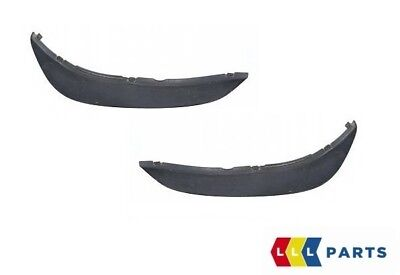 New Genuine Smart Fortwo 450 Coupe Front Bumper Lower Spoiler Lip Set Pair L+R