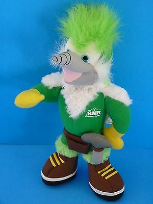 BMR Hardware Store CANADA Collectible Promo Advertising Woodpecker 9'' Plush