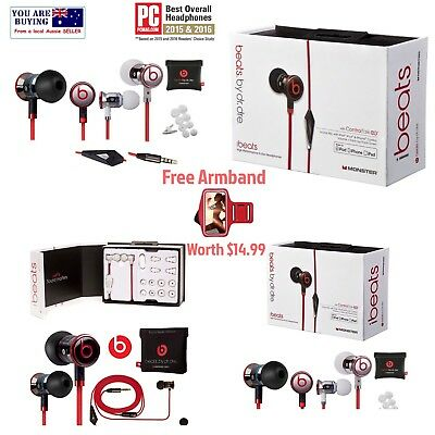 *Limited Edition SEALED Genuine Beats by Dre Ibeats Urbeats headphones Earphones