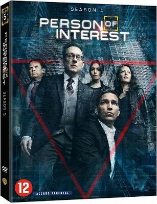DVD Person of Interest Saison 5