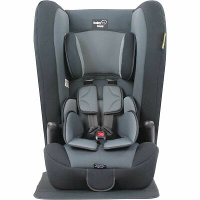 Baby Love Ezy Combo II Car Seat - Harnessed