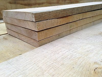 2.4 Meter Long Sawn Air Dried Oak Boards Planks. Outdoor Furniture Making Boards