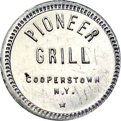 Cooperstown New York Good For Token Pioneer Grill