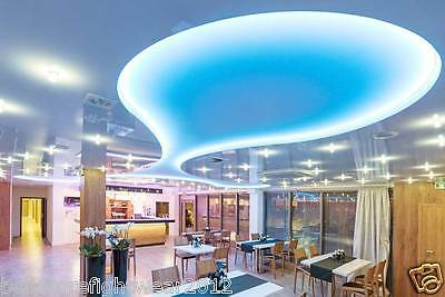 Stretch Ceiling - Alternative Suspended Ceiling  -  Quote !!!  +  LED lights