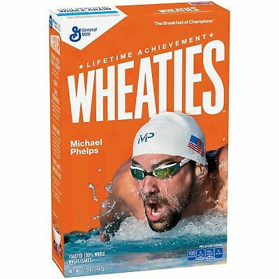 Wheaties Cereal 15.6 oz Box