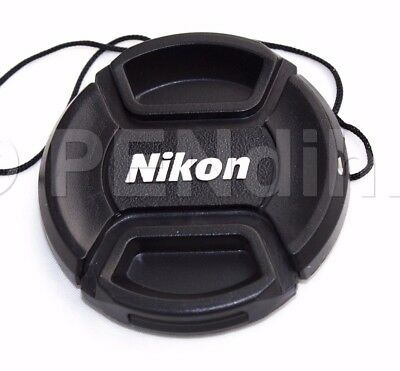 52mm Centre Pinch Lens Cap for Nikon - Yorkshire Supplied