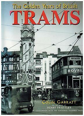 Colin Garratt: The Golden Years of British Trams