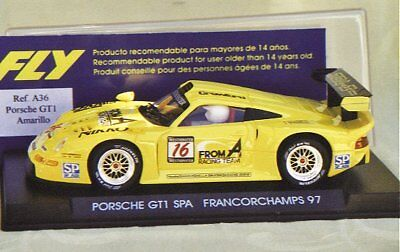 Fly A36 Porsche GT1 Spa 1997 NIB