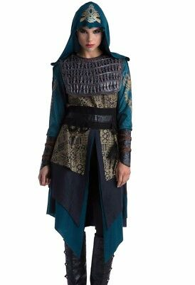 Assassins Creed Maria Costume Deluxe Adult Womens Female Warrior