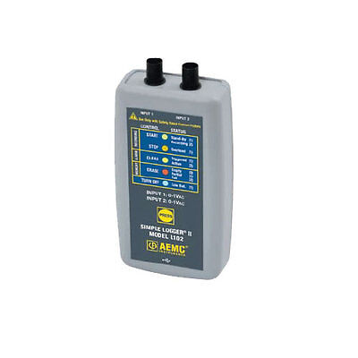AEMC L102 Dual Channel TRMS Current Data Logger