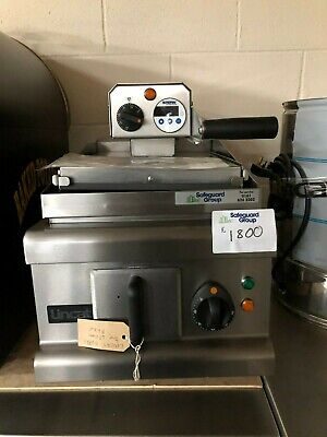 New Ex Demo Lincat Oe7211 Clam Griddle
