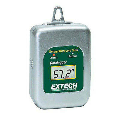 Extech 42275 Temperature and Humidity Datalogger Kit